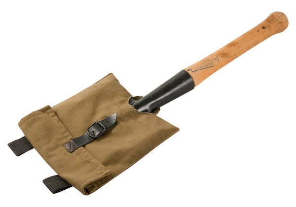Russian Army MPL-50 Shovel (With Cover)