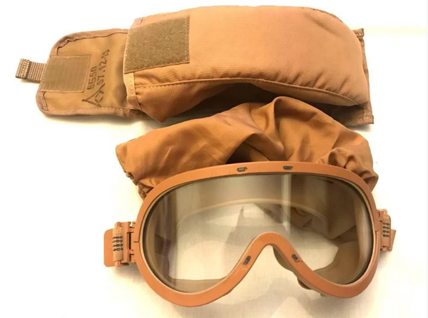 Russian Army Ratnik 6B50 Tactical Glasses Syria