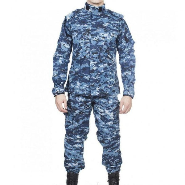 National Guard Of Russia Summer Suit Blue Moss