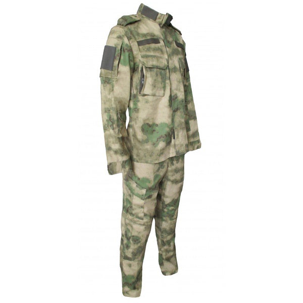 National Guard Of Russia Summer Suit Green Moss