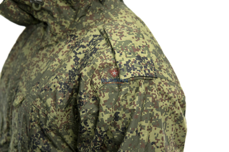 Russian Army VKPO (VKBO) Layer 6 Water Proof and Wind Proof Suit EMR (Digital Flora)