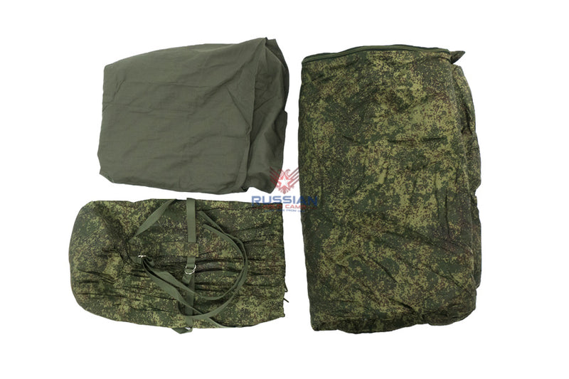 Russian Army Sleeping Bag EMR (Digital Flora)