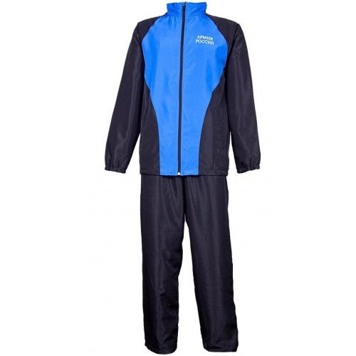 Russian Army Sports Suit Blue-Black