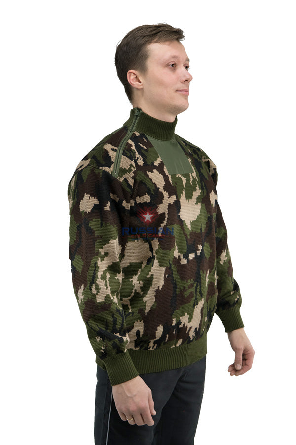 Russian Army Summer Sweater