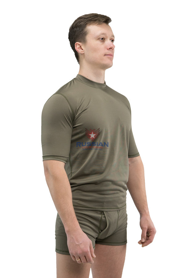 Russian Army VKPO (VKBO) Layer 1 Underwear Short Khaki