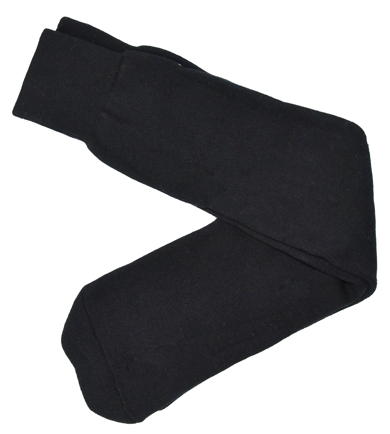 Russian Army VKPO (VKBO) Winter Socks Black