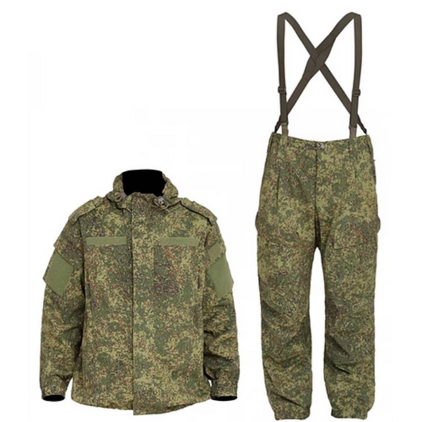 Russian Army VKPO (VKBO) Layer 5 Demi-Season Suit EMR (Digital Flora)