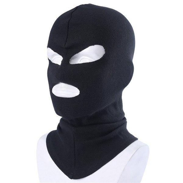 Russian Army Ski Mask Black