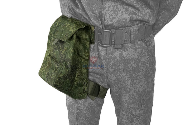 Russian Army Pouch For Gas Mask EMR (Digital Flora)