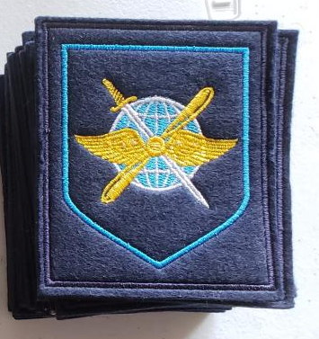 Russian Army Command Of Military Transport Aviation Patch
