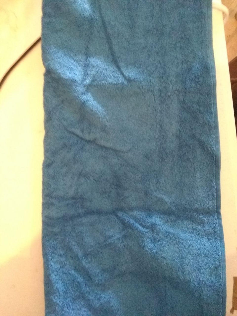 Blue Terry Towel