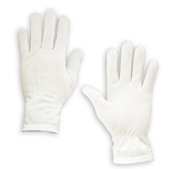 Russian Army Ceremonial Gloves White