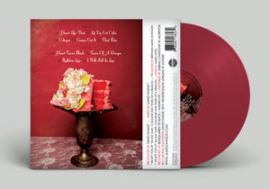 Let 'Em Eat Cake Vinyl (Burgundy Edition)