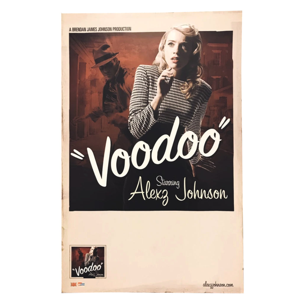"Vintage ""Voodoo"" Poster (Limited Edition)"