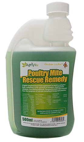 Appletons Agrivite Mite Rescue Remedy