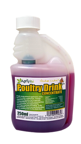 Appletons Agrivite Poultry Drink Concentrate