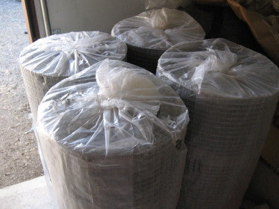 Rolls of Wire Netting
