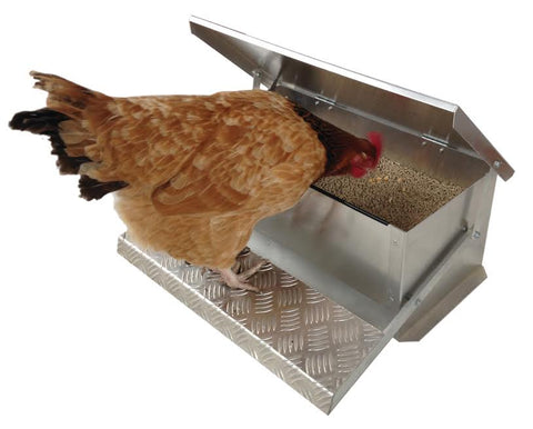 Appletons Large Step On Feeder 12kg - Available for PRE-ORDER