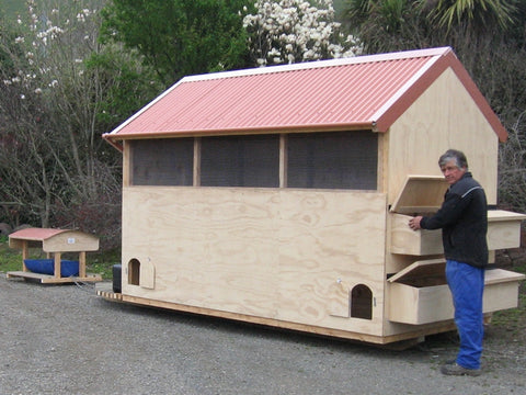 Seresin Hen House