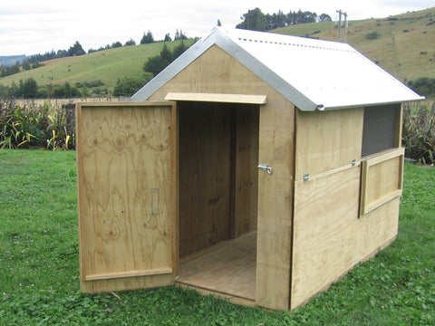 Apex Dog House