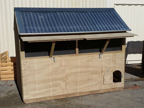 Apex Rabbit House
