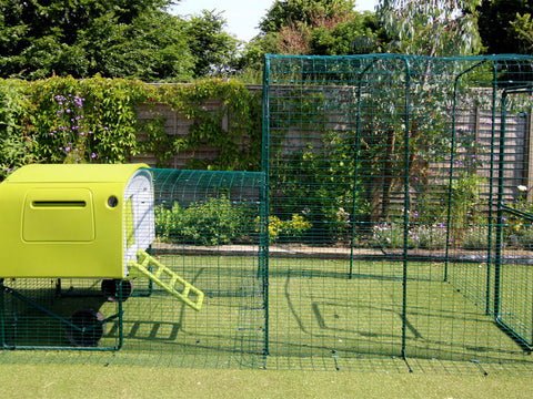 Connection Kit Only for Outdoor Pet Run - Original Eglu Cube Chicken Coop (MK1) + 2m Run