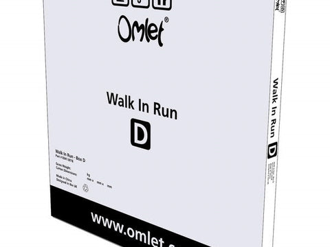 Omlet Outdoor Pet Run Upper Door Assembly BOX D