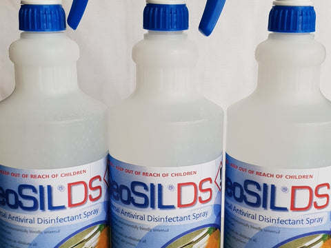 Geosil DS 1L Disinfectant