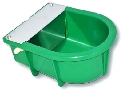 Green Nylon 9L Water Stock Bowl
