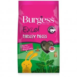 Burgess Excel Parsley Pieces 80g