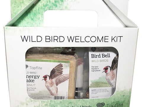 Topflite Wildbird Welcome Kit