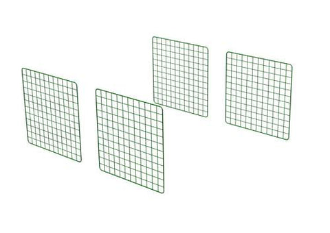 Zippi Rabbit Run Panels - Single Height - Pack of 4
