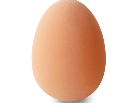 Bouncy Rubber Egg (Single)