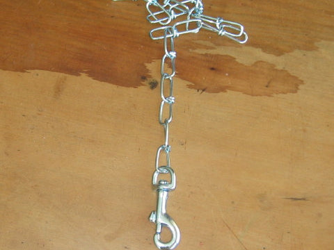 Hanging Chain with Snap Hook