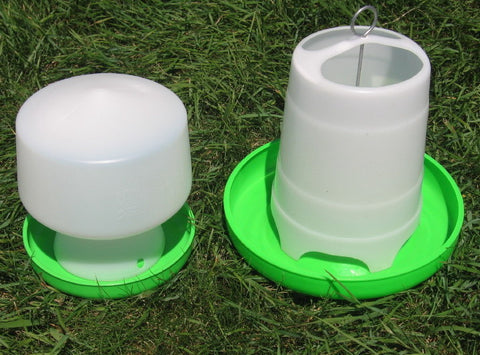 Chick Drinker & Feeder Set