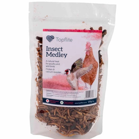 Topflite Insect Medley 125g