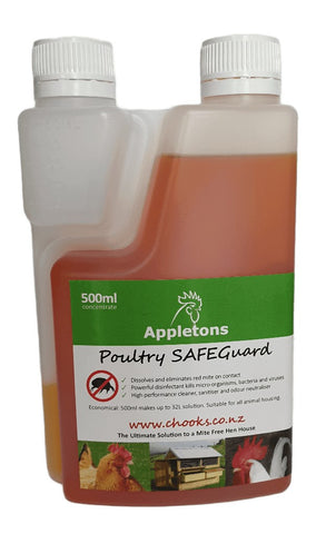 Appletons Poultry Safeguard Concentrate