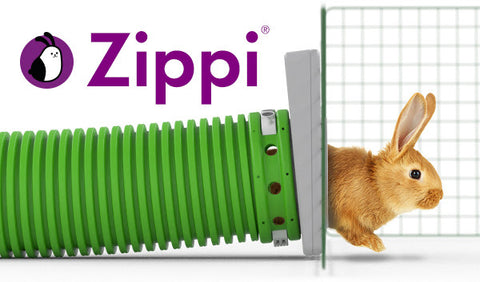 Zippi Rabbit Tunnel System
