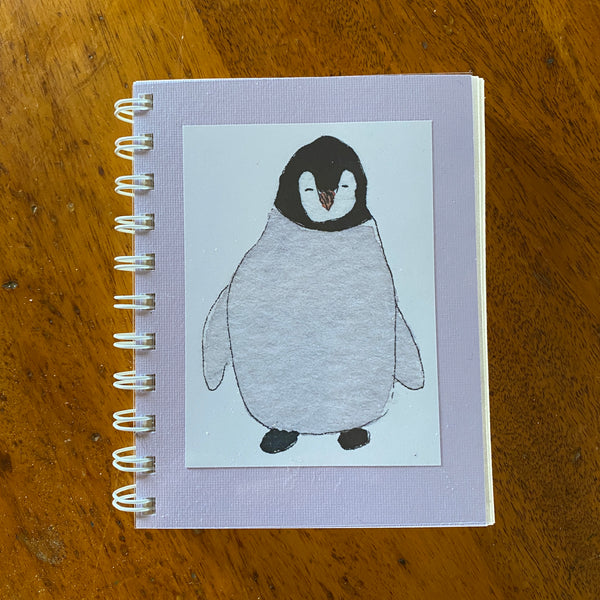 Baby Penguin Journal