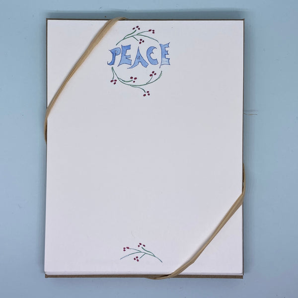 Peace Notecard Set
