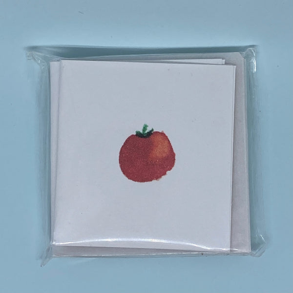 Tomato Mini Card 5 Pack