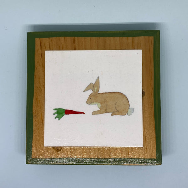 Bunny Rabbit Tiny Print
