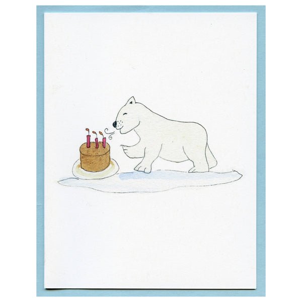 Polar Bear Birthday