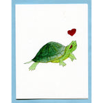 Red-Eared Slider Love