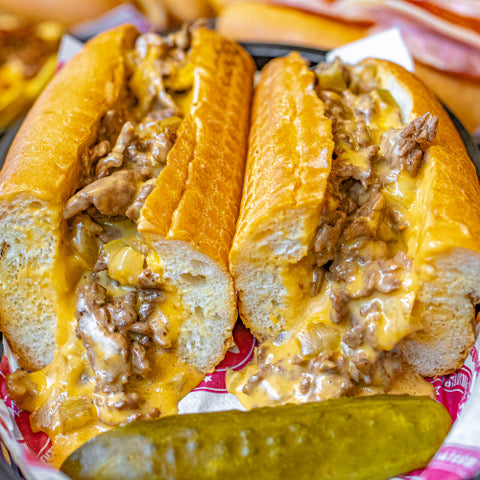 Cheesesteak LOVEbundle