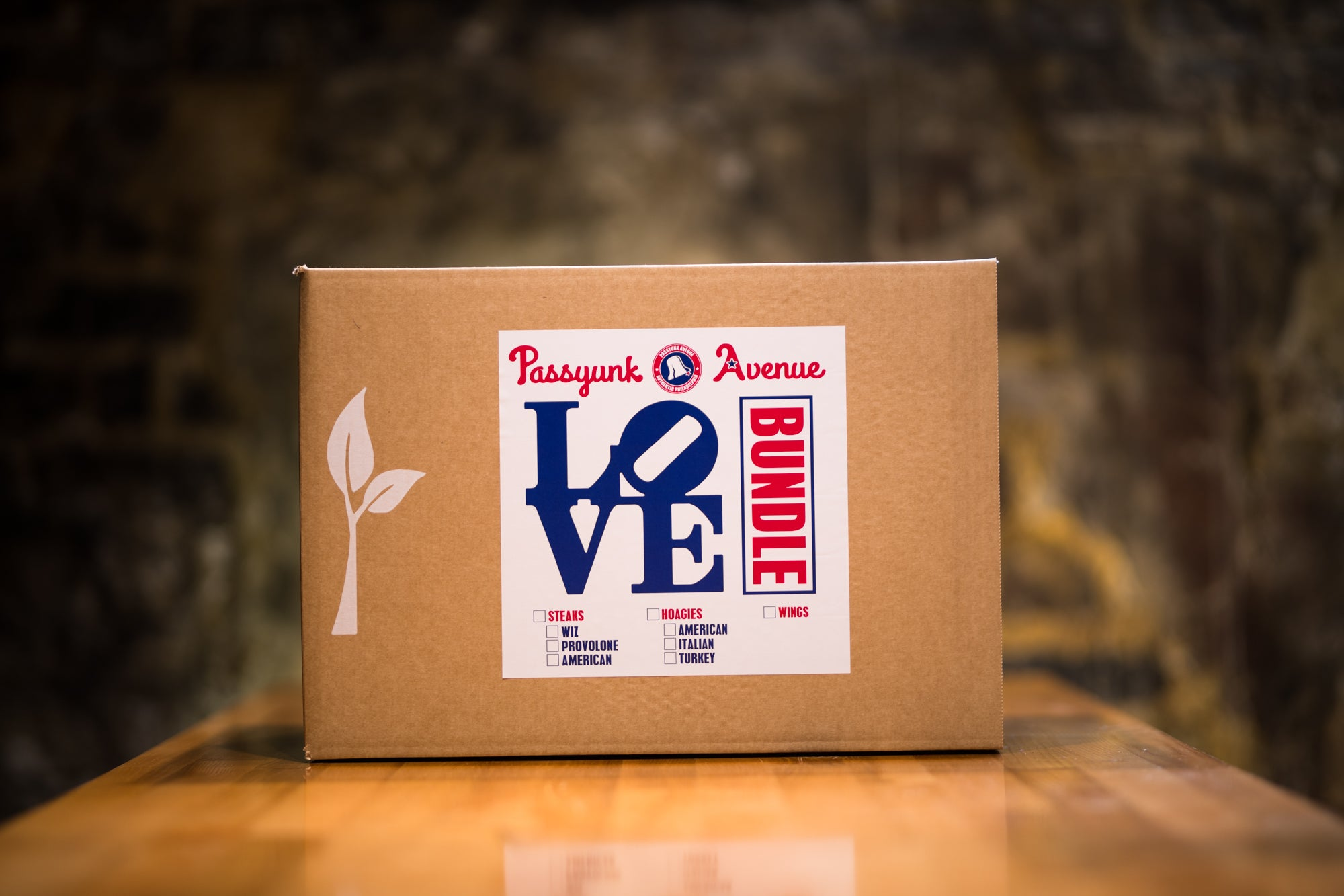 Hoagie & Wings LOVEbundle