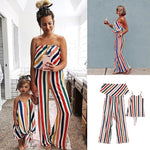 Mommy & Me Stripe Outfit