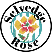 Selvedge Rose