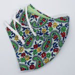 Paisley-All-Day Florals Vintage Fabric Mask
