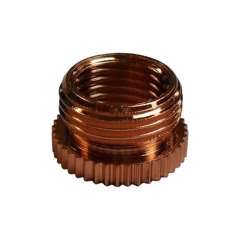"Reducer ½"" - 10mm Copper Finish"